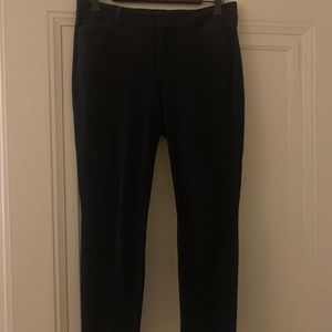 Black Old Navy Pixie Pants
